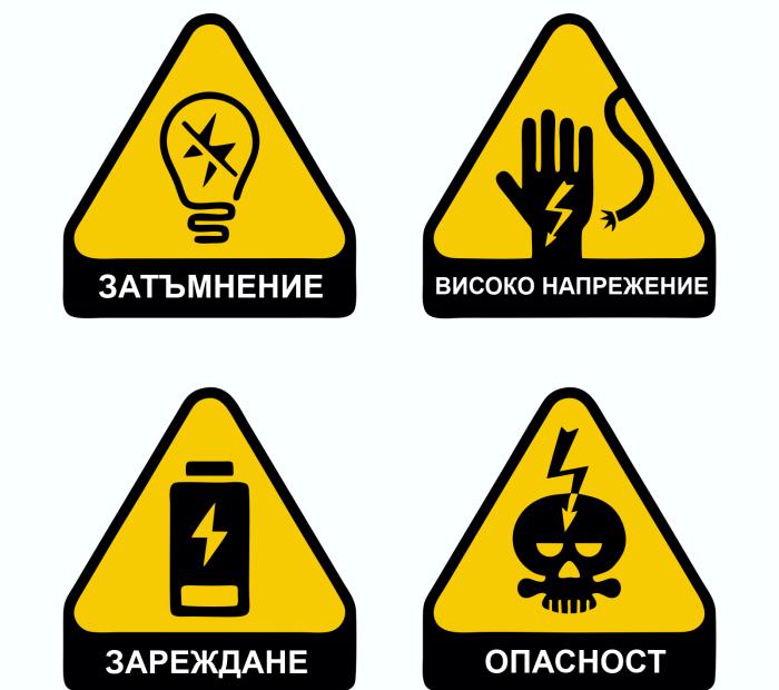 електрическа безопасност